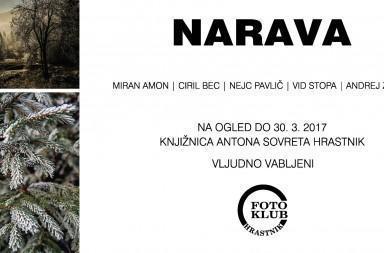 Foto klub Hrastnik: Narava