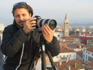 Jaka Ivanèiè, fotograf, Radio Capris